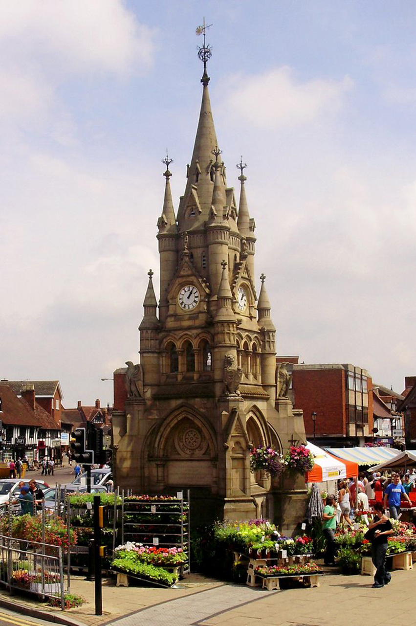 stratford upon avon clock tower