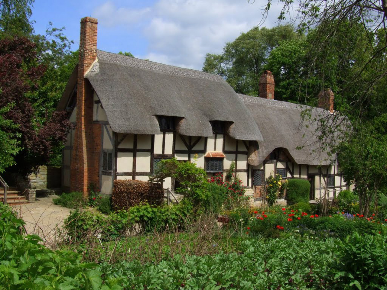 stratford upon avon anne hathaway's cottage