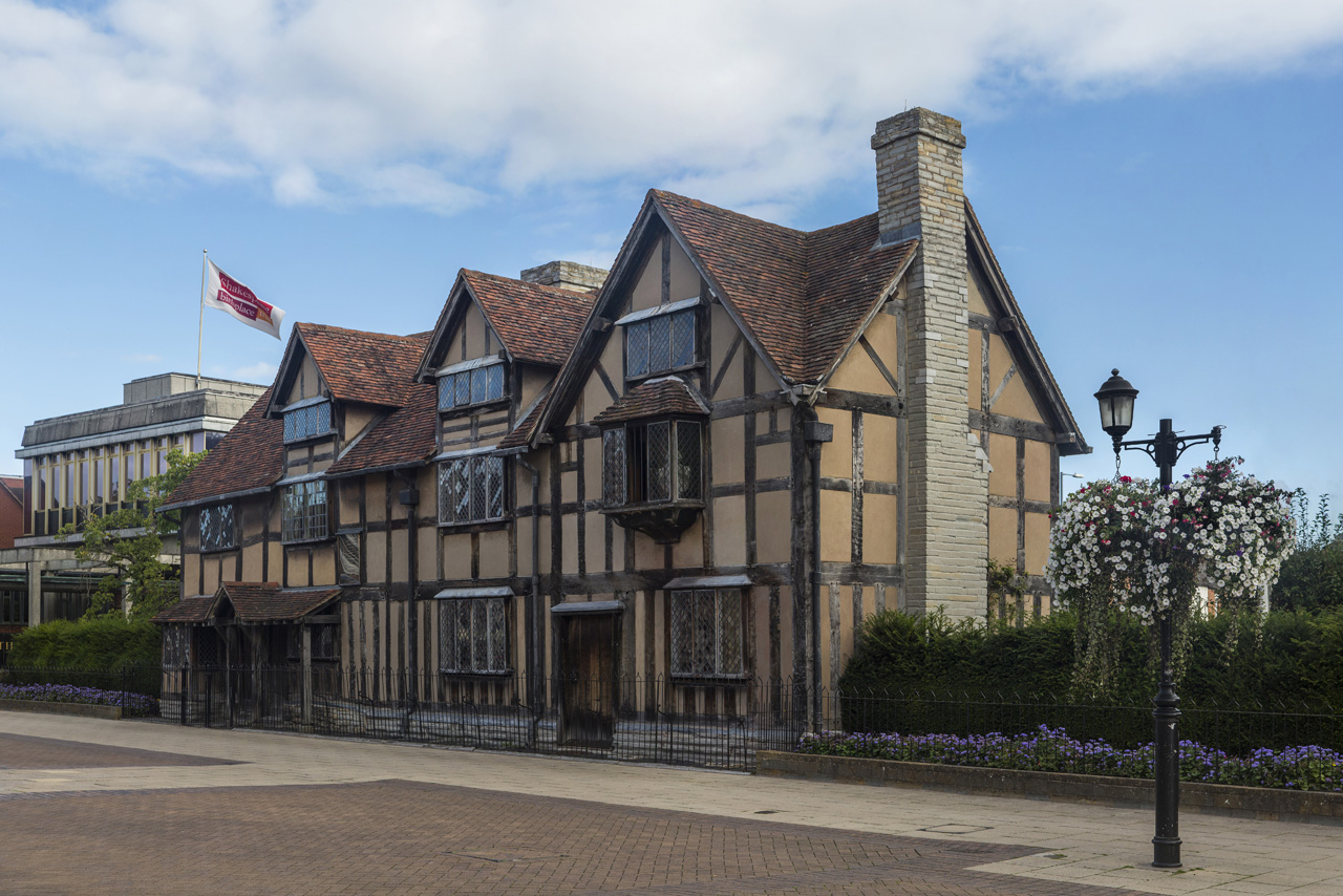 shakespeare's birthplace museum