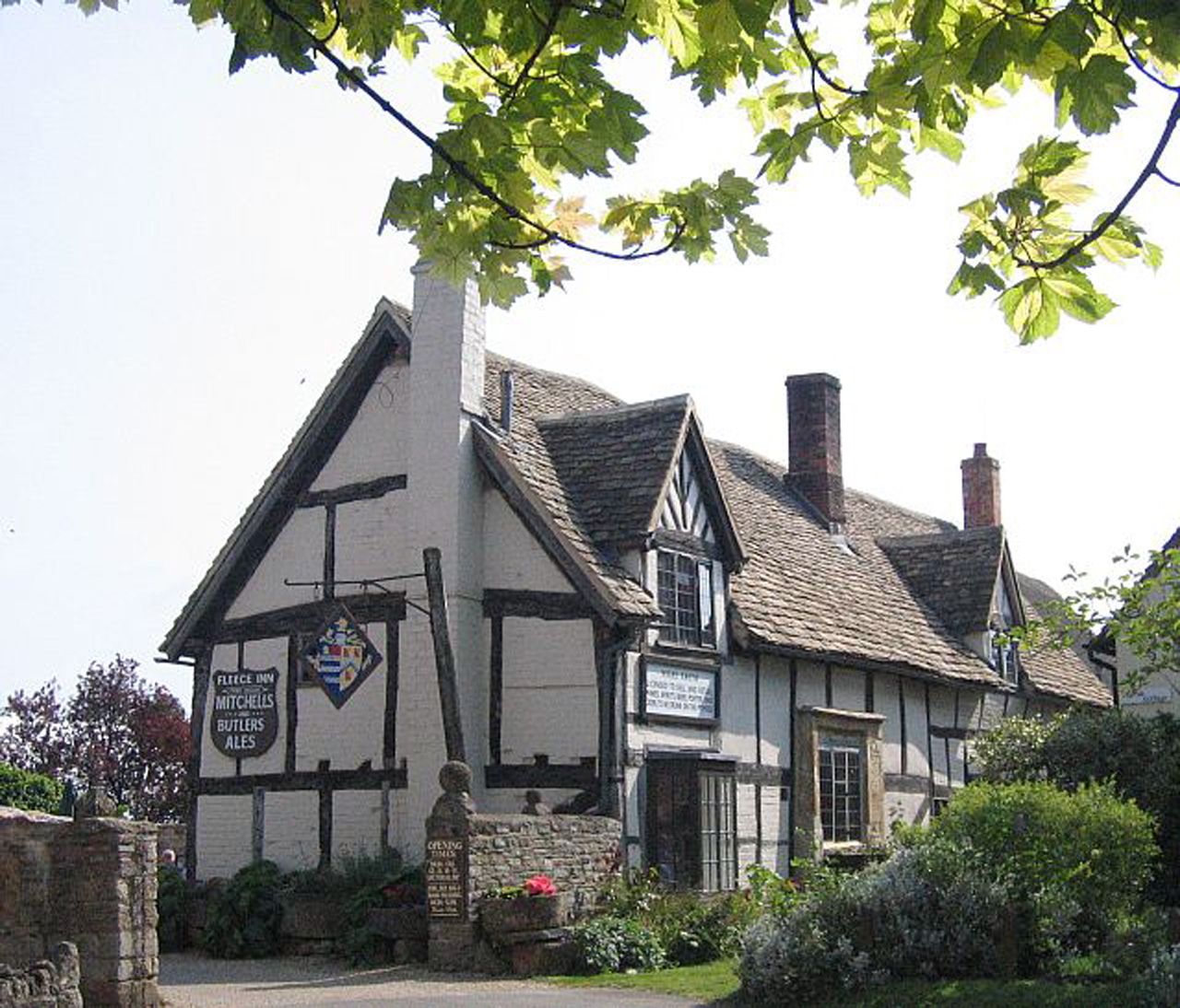 Old Fleece Inn
